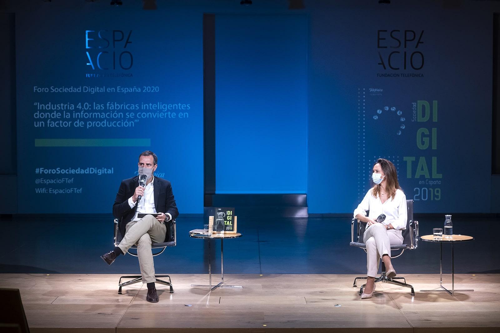 Surexport participates in Foro Sociedad Digital en España 2020 -SurExport