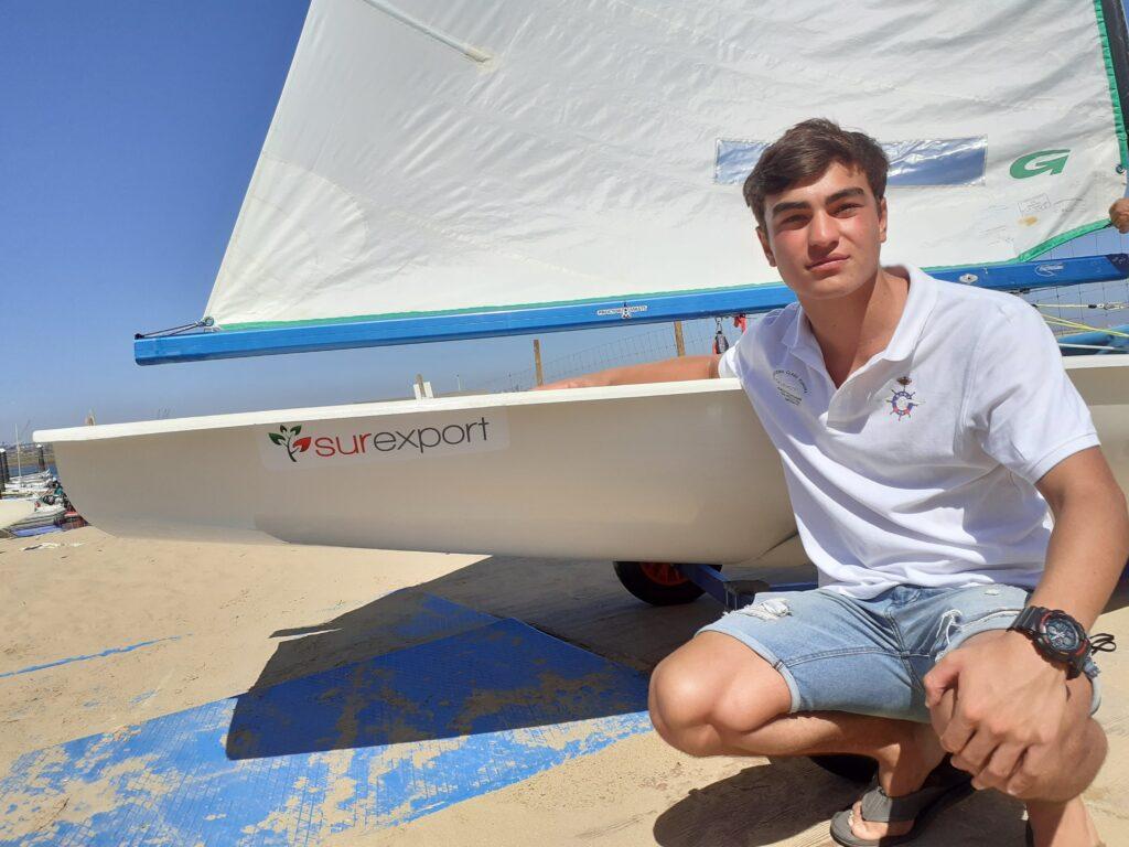 Surexport sponsors RCMTPU and its yachtsman Nacho Toronjo -SurExport