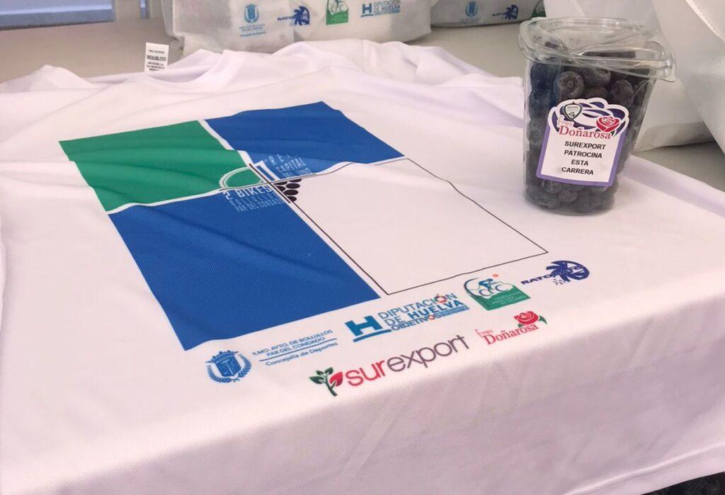 "Surexport sponsors the ""Capital del Vino"" cycling race -SurExport"